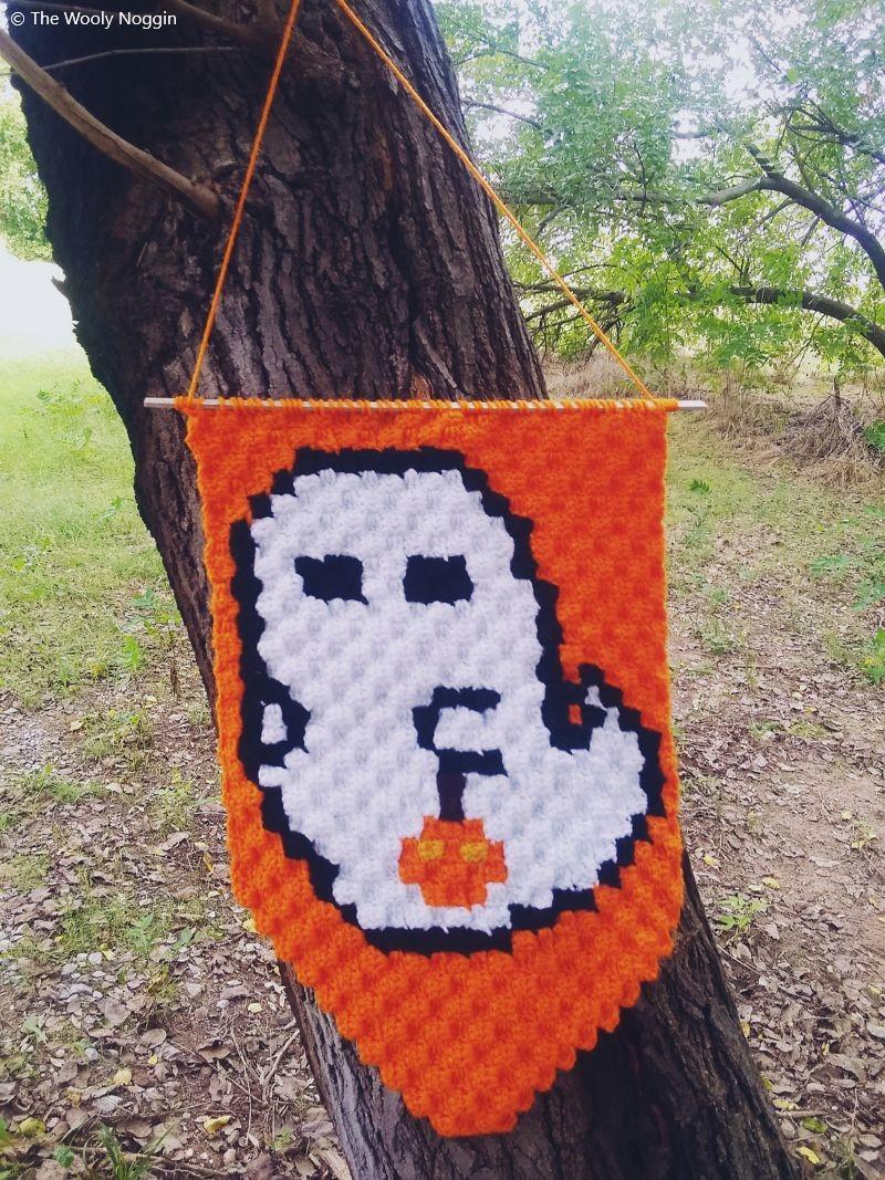 C2C Ghost Flag
