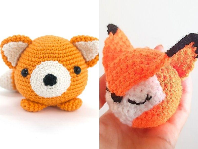Cute Foxy Amigurumi Free Crochet Patterns