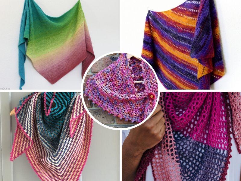 Patterns Effortless Crochet Shawls