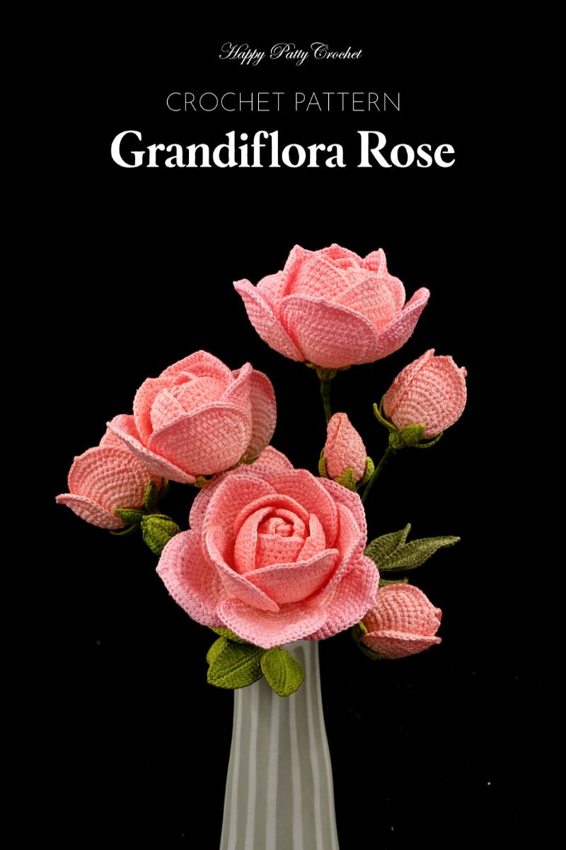 Grandiflora Rose Blume