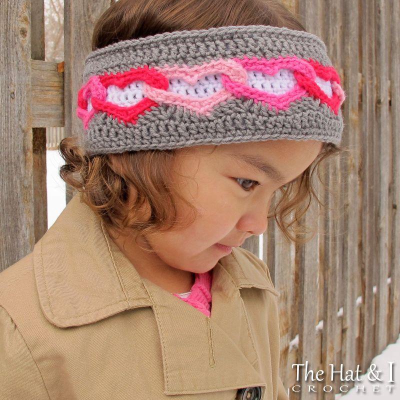 Crochet Pattern Heart Warmer