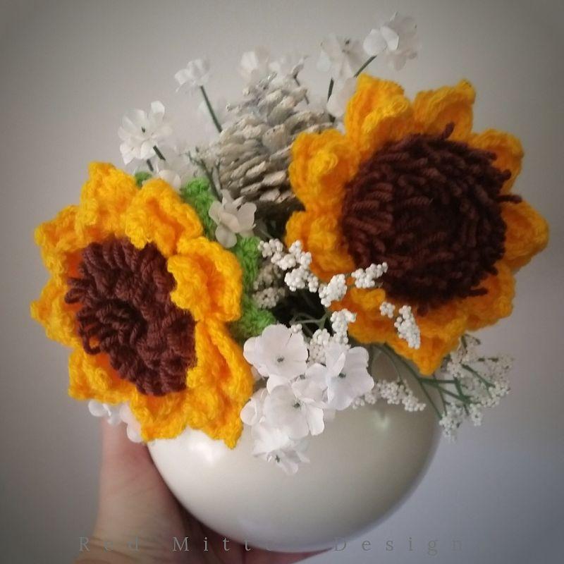 Sonnenblumen für Dekor
