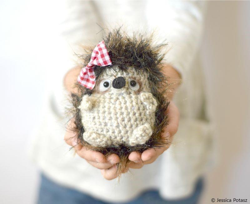 Hedgehog Amigurumi