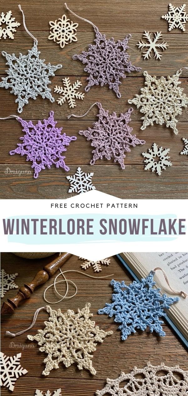 Winterlore Snowflake