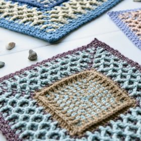 Delightful Crochet Squares-feature