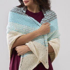 Feminine Shawls Free Knitting Patterns