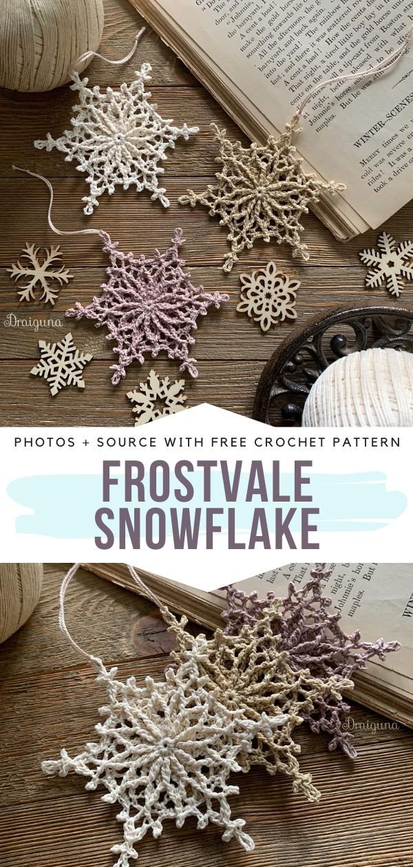Frostvale Snowflake