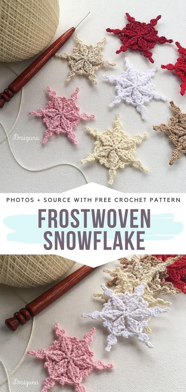 Frostwoven Snowflake
