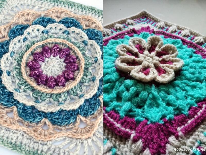 Magical Crochet Squares-feature
