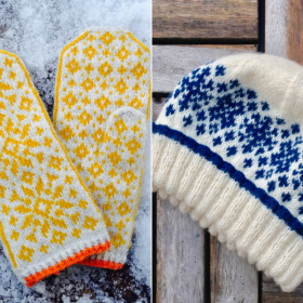 Winter Accessories Free Knitting Patterns