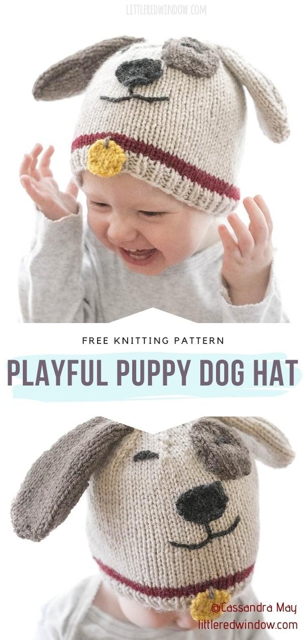 Puppy Dog Hat