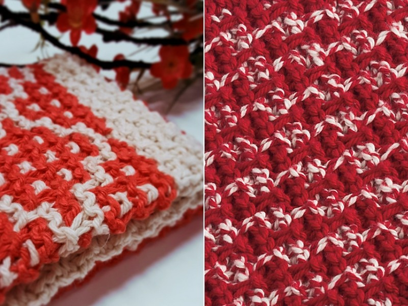 Festive Colors Cloths Free Knitting Patterns