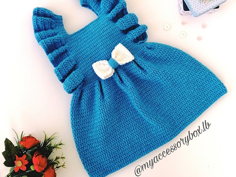 Little Princess Dresses Free Crochet Patterns