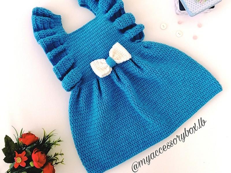 Little Princess Dresses Free Crochet Patterns