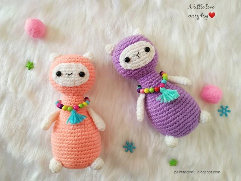 Oh So Cute Amigurumi Free Crochet Patterns