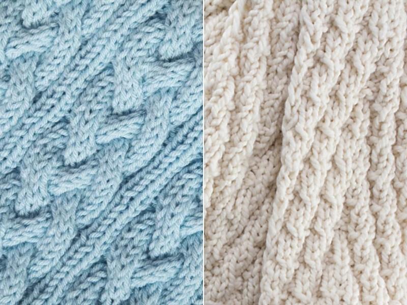 Serene Winter Scarves Free Crochet Patterns