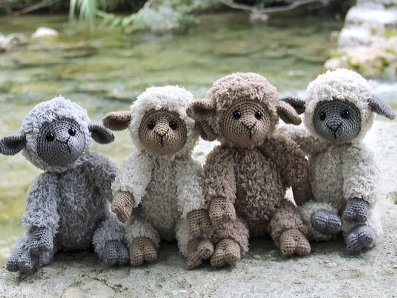 The Cuddliest Animals Free Crochet Patterns