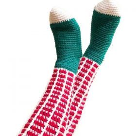 Very Merry Christmas Accessories Free Crochet Patterns