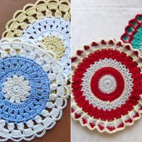 -featureEnchanting Doilies Free Crochet Patterns
