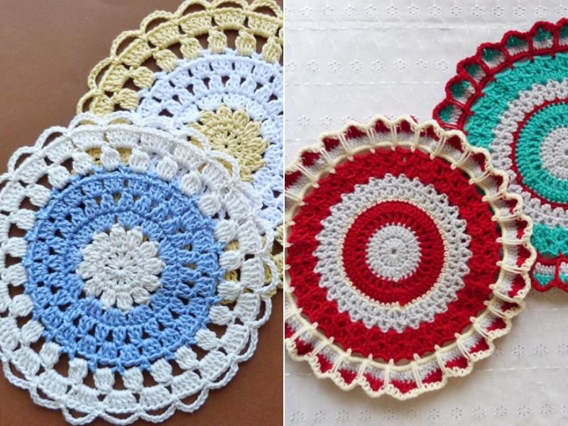 Enchanting Doilies Free Crochet Patterns