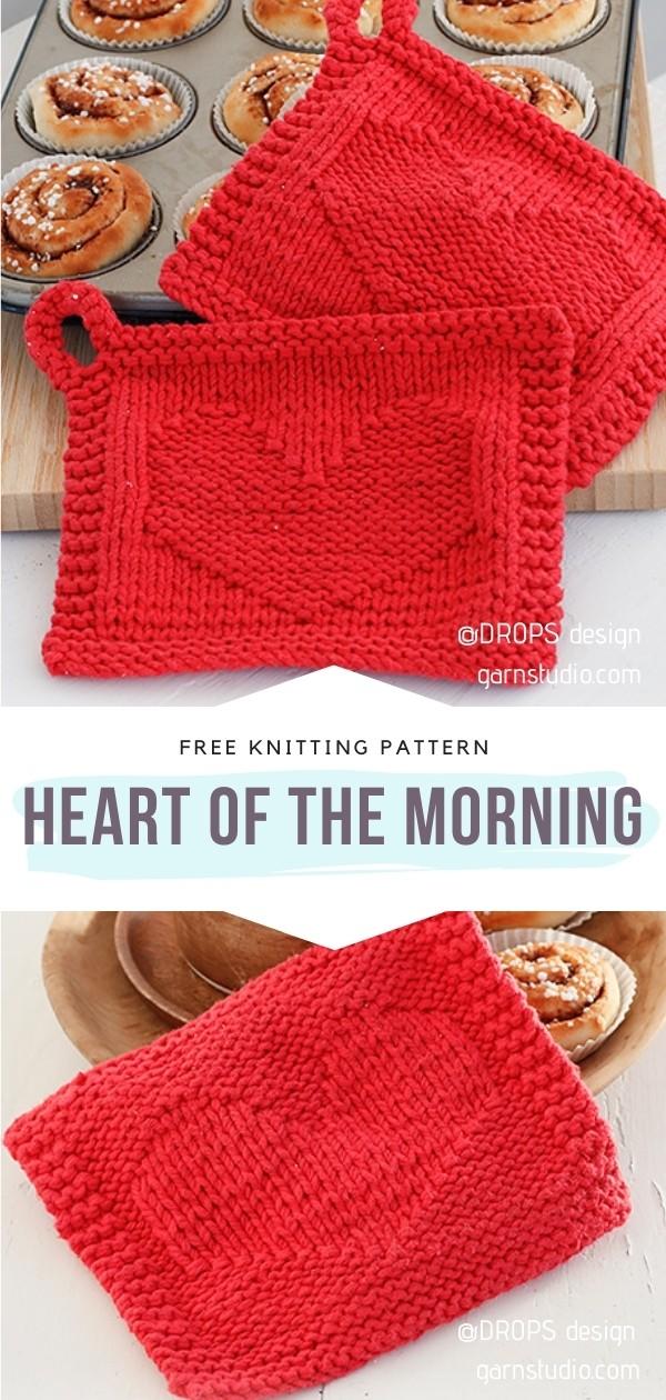 Red Dishcloth