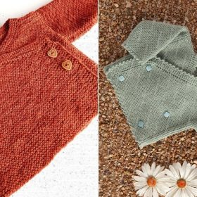 Little Cardigans Free Knitting Patterns