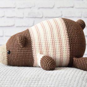 Adorable Bears Free Crochet Patterns
