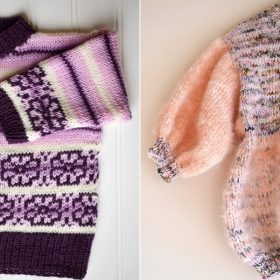 Delightful Baby Sweaters Free Knitting Patterns