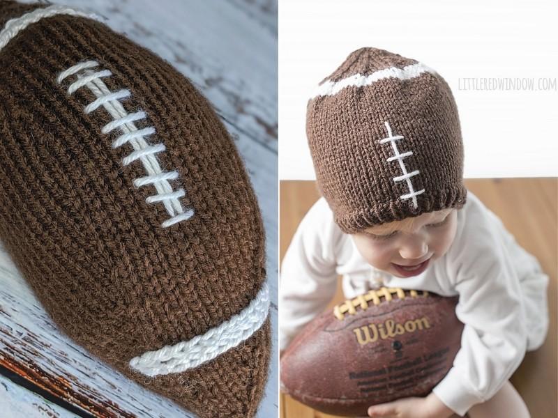 Football Knit Free Patterns