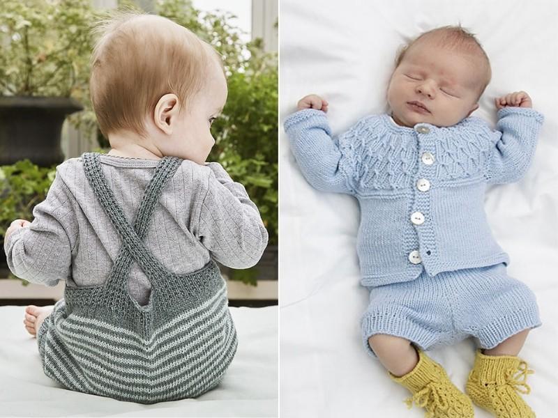 Knit Baby Fashion Free Patterns