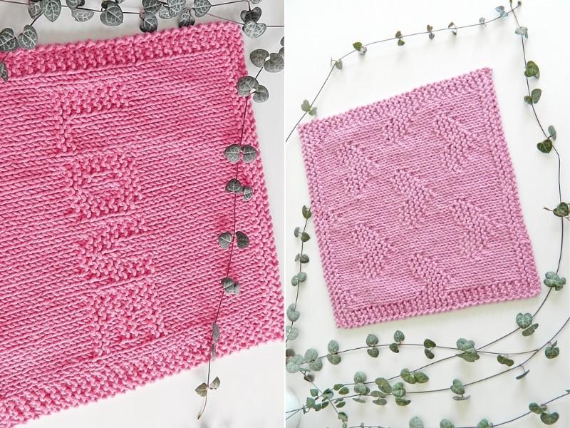 Love for Dishcloths Free Knitting Patterns