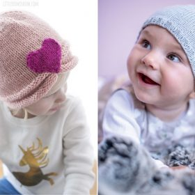 Lovely Knitted Hats Free Patterns