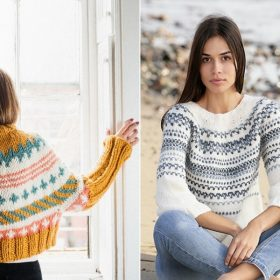Nordic Vibes Pullovers Free Knitting Patterns