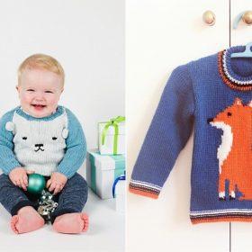 Animal Jumpers Free Knitting Patterns