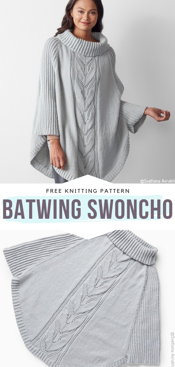 Knitted Swoncho