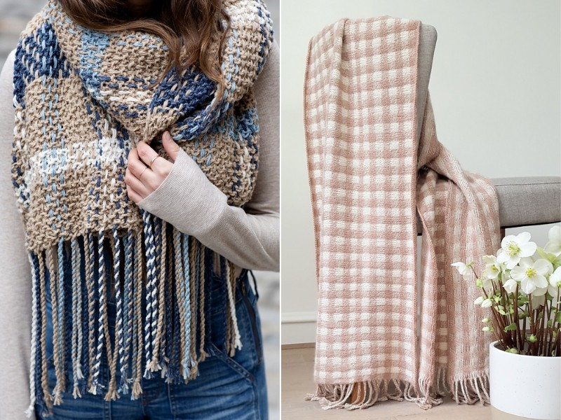 Classy Scarves Free Knitting Patterns