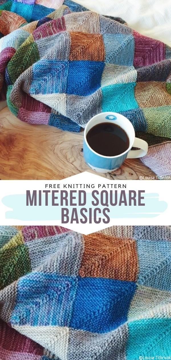 Mitered Square Basics