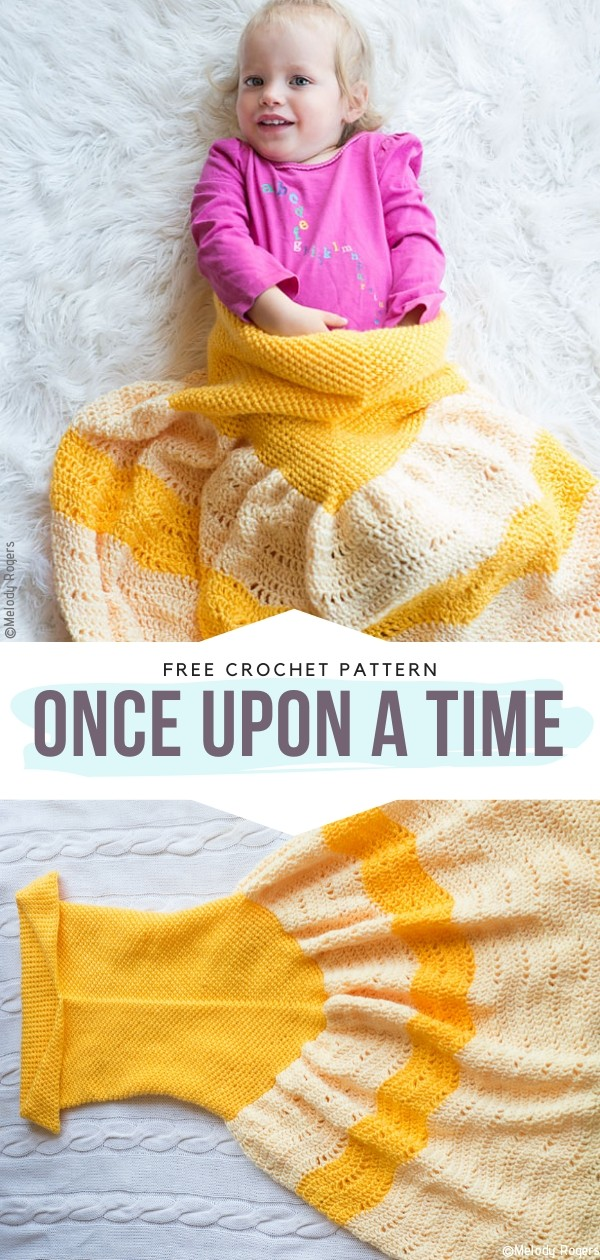 Princess Dress Blanket Free Crochet Patterns