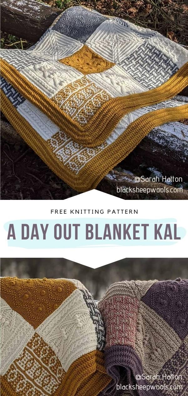 Blanket KAL