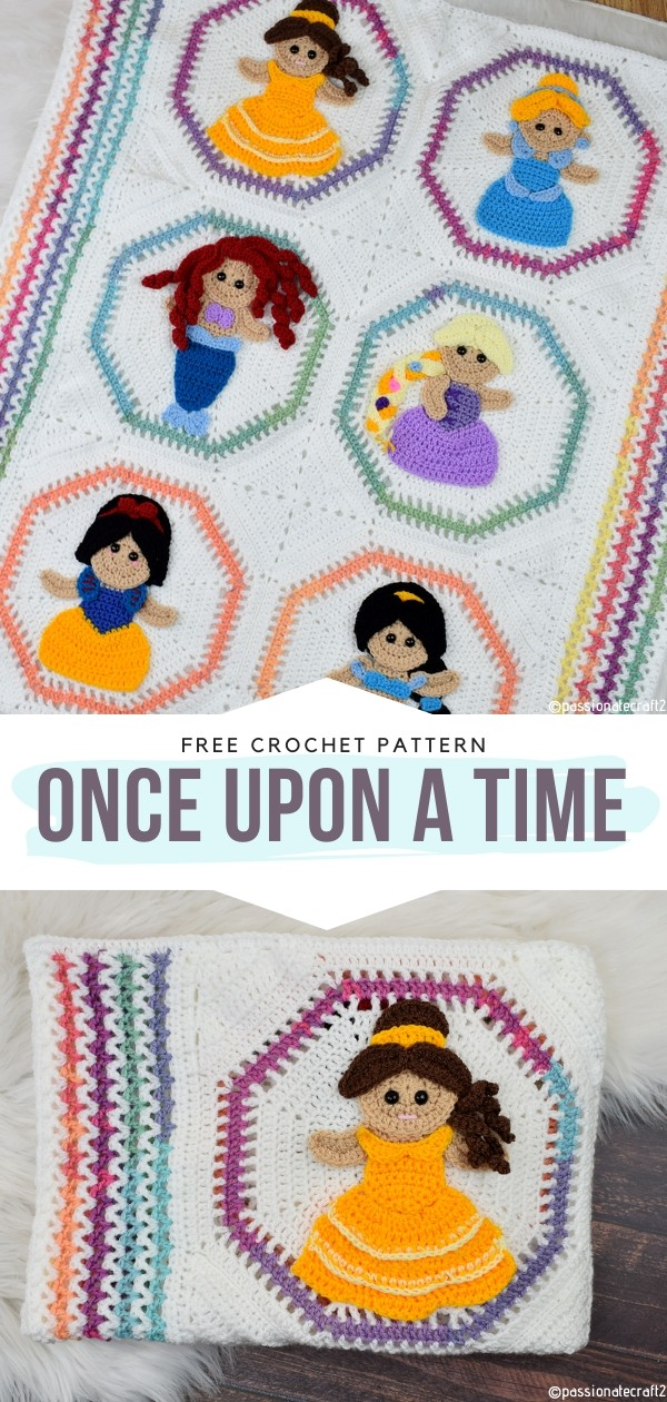 once uponac a time Free Crochet Patterns