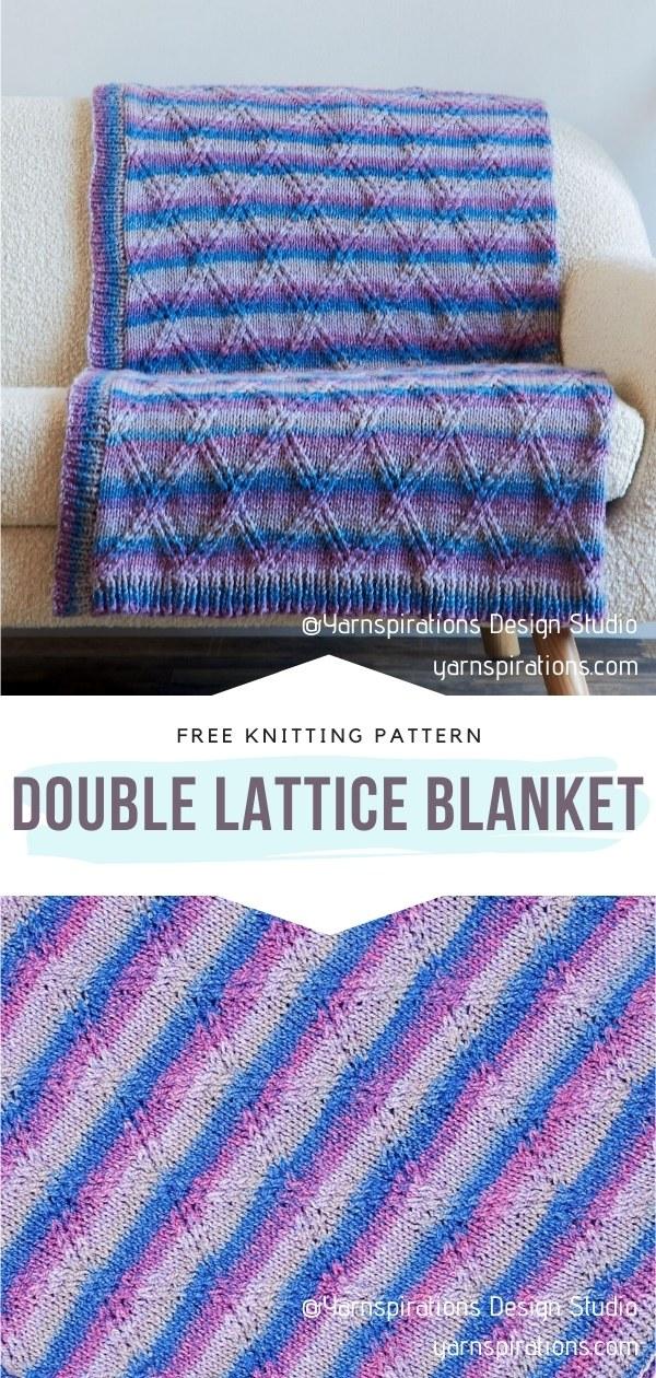Double Lattice Blanket