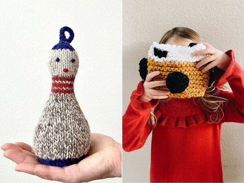 Awesome Knit Toys Free Patterns