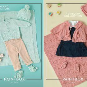 Charming Layettes Free Knitting Patterns