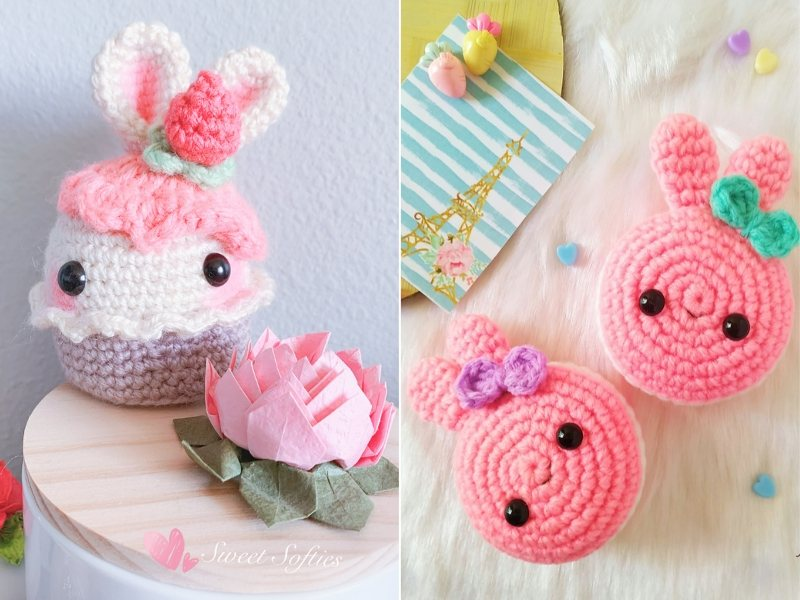 Bunny in Disguise Free Crochet Patterns