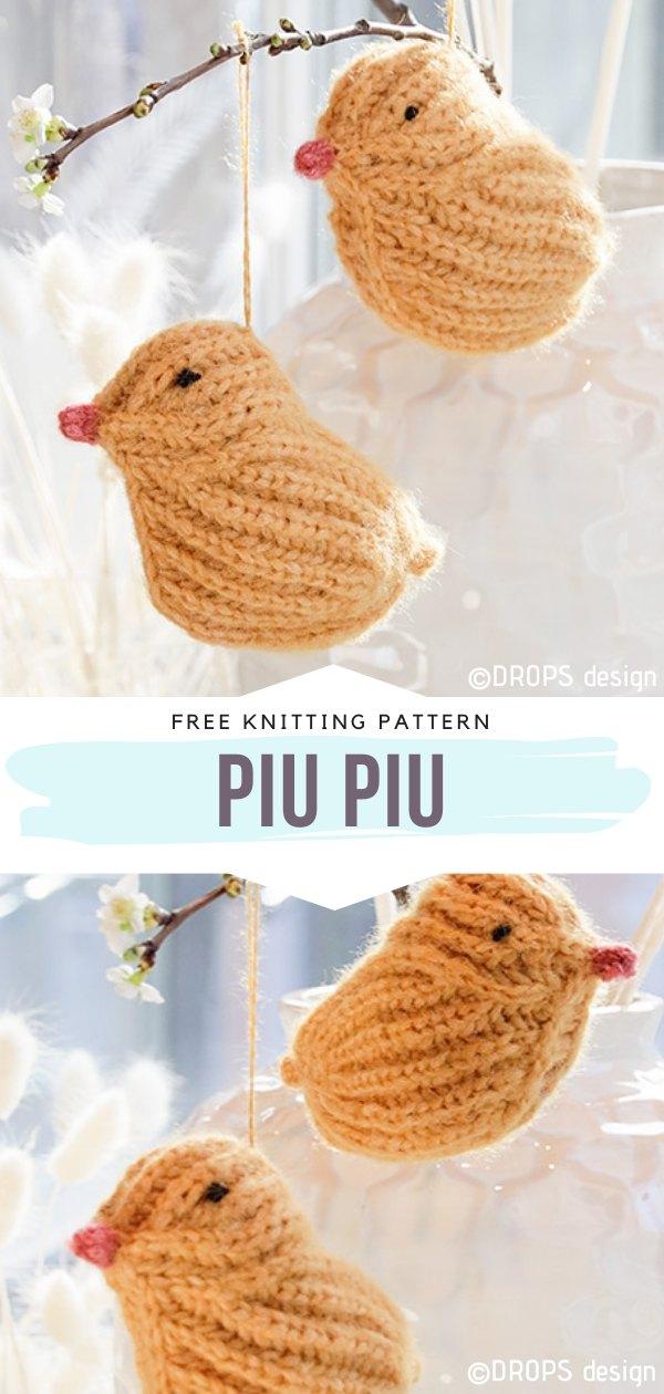Knit Birds