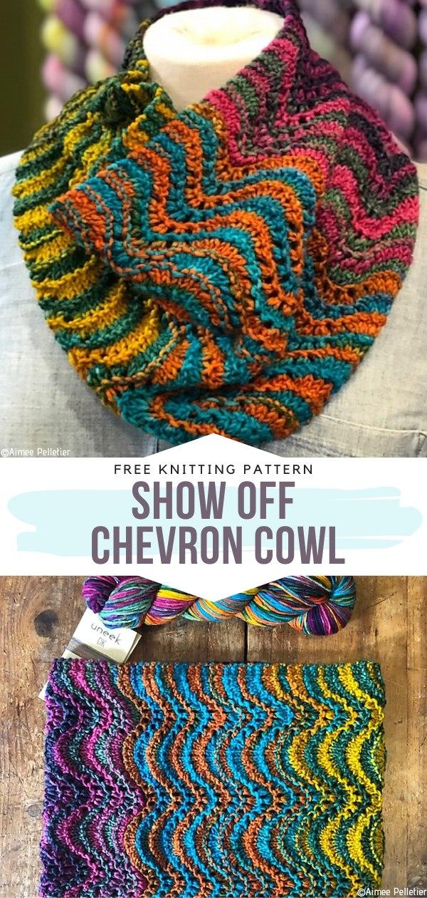 Chevron Cowl