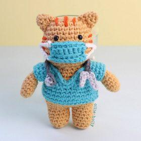 Amigurumi Nurses Free Crochet Patterns