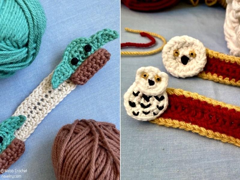 Animal Ear Savers Free Crochet Patterns