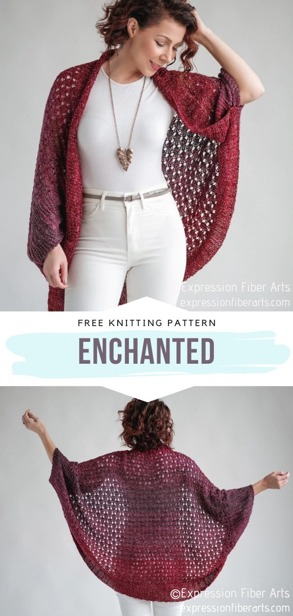 Enchanted Knit Cardigan
