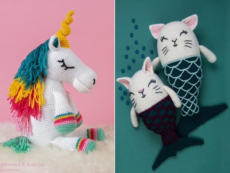 Magical Amigurumi Free Crochet Patterns